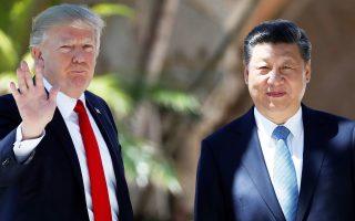 Ο Σι Τζινπίνγκ και ο Ντόναλντ Τραμπ συμφώνησαν στις ΗΠΑ, την περασμένη εβδομάδα, για τη διεξαγωγή εντατικών εμπορικών συνομιλιών.