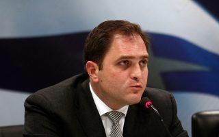 Η μισθοδοσία πρέπει να γίνεται μέσω τραπεζικού λογαριασμού, σύμφωνα με την εγκύκλιο της ΓΓΔΕ που υπογράφει ο επικεφαλής κ. Γ. Πιτσιλής (φωτ.).