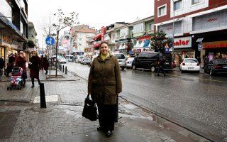 Η 37χρονη νοικοκυρά Μερβέ θα ψηφίσει «ναι», «για το καλό της χώρας».