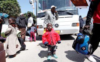 O καλός καιρός είναι σύμμαχος των διακινητών που βγάζουν στη θάλασσα πρόσφυγες και μετανάστες.