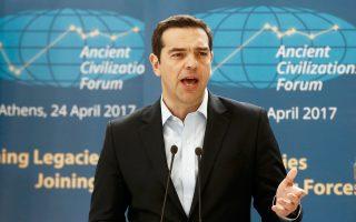 Ο πρωθυπουργός Αλ. Τσίπρας εξέφρασε την πεποίθηση ότι, με την εκλογή του Εμανουέλ Μακρόν, θα υπάρξει συνέχεια στις σχέσεις φιλίας και συνεργασίας ανάμεσα σε Ελλάδα και Γαλλία.