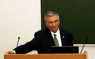 Ο Ρώσος ακαδημαϊκός Σεργκέι Π. Κάρποβ.