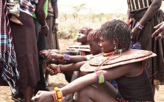 Από το ντοκιμαντέρ «Excision» («Κλειτοριδεκτομή») της Βικτωρίας Βελλοπούλου, γυρισμένο στην Κένυα.