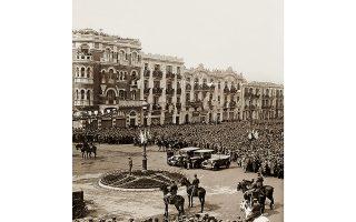 © Α.Παπατζήκας (Β.Κολώνας, Θεσσαλονίκη 1912-2012, η Αρχιτεκτονική μιας Εκατονταετίας, University Studio Press)