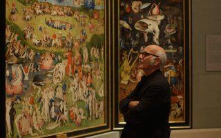 O σπουδαίος μουσικός Λουντοβίκο Εϊνάουντι μελετά την επιφάνεια του περίφημου τριπτύχου του Ιερώνυμου Μπος. Στο ντοκιμαντέρ του Χοσέ Λινάρες, σημαντικοί εκπρόσωποι των τεχνών δίνουν τη δική τους οπτική πάνω στο έργο.
