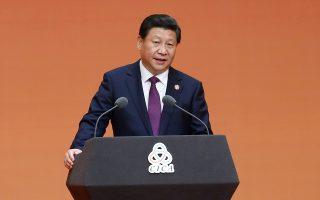 Δημοσιεύματα φέρουν τον πρόεδρο Σι να υποστηρίζει τις αποφάσεις του ΟΗΕ με αυστηρούς περιορισμούς στις εξαγωγές πετρελαίου από την Κίνα προς τη Β. Κορέα.