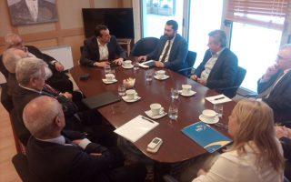 Ο Υπουργός Ψηφιακής Πολιτικής, Τηλεπικοινωνιών και Ενημέρωσης, Νίκος Παππάς, ενημέρωσε τους εκπροσώπους των φορέων για την ανάγκη τήρησης της ποσόστωσης του 30% για την κατανομή της κρατικής διαφήμισης υπέρ του περιφερειακού Τύπου.