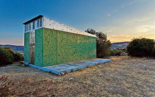 Εξοχική κατοικία στη Σιθωνία Χαλκιδικής / Εύα Σοπέογλου © Μαριάνα Μπίστη