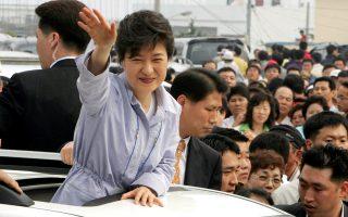 Η πτώση στη Νότια Κορέα της προέδρου Παρκ Γκουν Χιε, κατηγορουμένης για διαφθορά, σηματοδοτεί τη δημοκρατική ωρίμανση μιας χώρας.