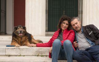 Η Εύρη Σωφρονιάδου και ο Λάζαρος Γεωργακόπουλος πρωταγωνιστούν, με τον Σπύρο Βάρελη, στο «Δηλητήριο», που έκανε πρεμιέρα χθες στο Faust.