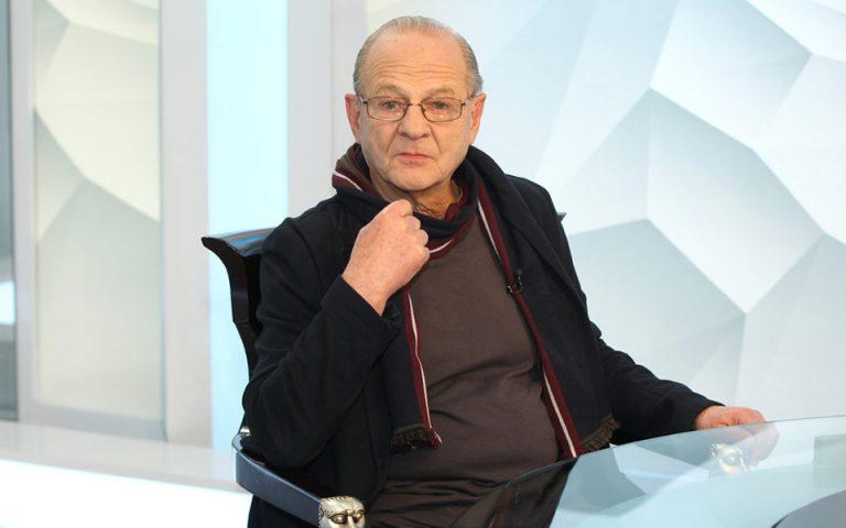 Master Class του μεγάλου ρώσου σκηνοθέτη Adolf Shapiro