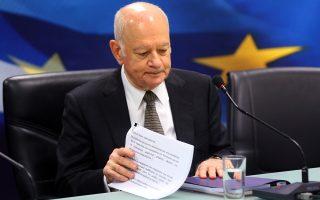 Ο υπουργός Οικονομίας και Ανάπτυξης Δημήτρης Παπαδημητρίου, παραχώρησε συνέντευξη Τύπου εν όψει της συζήτησης του σχεδίου νόμου για τον εξωδικαστικό μηχανισμό ρύθμισης οφειλών επιχειρήσεων στις αρμόδιες επιτροπές της Βουλής