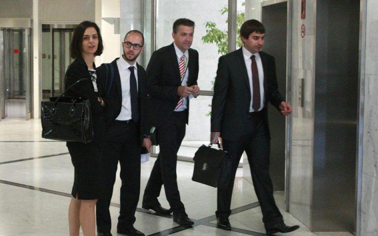 Στις 14:00 η συνάντηση κυβέρνησης-θεσμών
