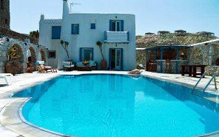 Tο πρώτο δίμηνο του έτους η εισροή κεφαλαίων από το εξωτερικό για την αγορά κατοικιών στην Ελλάδα αυξήθηκε με ετήσιο ρυθμό της τάξεως του 56,7%.