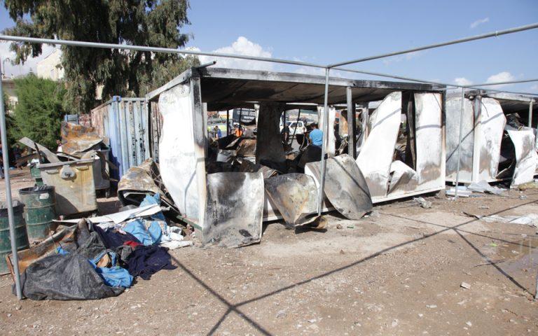 Καθημερινές συγκρούσεις στη Χίο μεταξύ μεταναστών