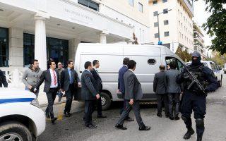 Η Αγκυρα εντοπίζει «πολιτικά κίνητρα» στην απόφαση και του Συμβουλίου Εφετών περί μη έκδοσης των οκτώ Τούρκων.