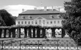 Οι κήποι του κόμη Χέρμαν φον Πίκλερ στο παλάτι Μπράνιτς, το οποίο περιβάλλεται από πάρκο 622 εκταρίων.
