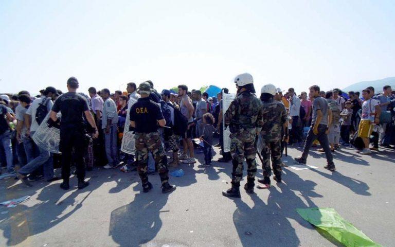 Προσφυγικό: Ειλημμένη απόφαση το κλειστό κέντρο στη Χίο