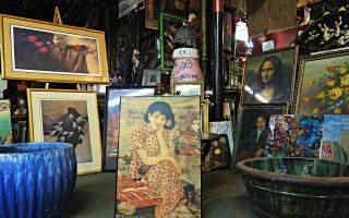 Ο Nelson Molina, σε διάστημα 30 χρόνων, «διέσωσε» δεκάδες χιλιάδες ετερόκλητα αντικείμενα από τους κάδους στις εύπορες γειτονιές του Μανχάταν.