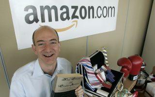 Είκοσι χρόνια μετά την είσοδο της Amazon στο χρηματιστήριο, ο Τζεφ Μπέζος πρέπει να είναι ιδιαίτερα ικανοποιημένος. Η κεφαλαιοποίηση τηςAmazon ανέρχεται σε 464 δισ. δολ., διπλάσια από εκείνη τηςWalmart.