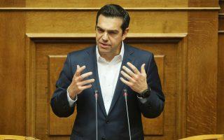 Η κυβέρνηση έκανε το καθήκον της και αναμένει μια απόφαση για το χρέος αντίστοιχη των θυσιών του ελληνικού λαού, δήλωσε ο Αλ. Τσίπρας.