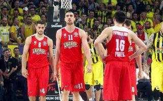Ο Ολυμπιακός επέστρεψε στην Ελλάδα από το φάιναλ 4, με τη δεύτερη θέση και πλέον βάζει πλώρη, αρχικά για τον Αρη και στη συνέχεια για τον Παναθηναϊκό στους τελικούς της Α1.