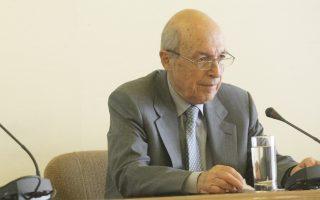 «Η εκπαίδευση πάσχει από βαρύ γραφειοκρατικό συγκεντρωτισμό», είπε ο Κ. Σημίτης.