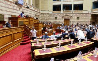 Στην ψηφοφορία στην Επιτροπή Μορφωτικών Υποθέσεων, οι ΑΝΕΛ, επικαλούμενοι θέματα «αρχής» και παγίων θέσεων του κόμματος, δήλωσαν πως καταψηφίζουν τη σχετική διάταξη.