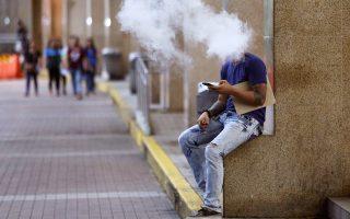 O πρόεδρος των Φιλιππίνων, Ροντρίγκο Ντουτέρτε, απαγόρευσε και το ηλεκτρονικό τσιγάρο.
