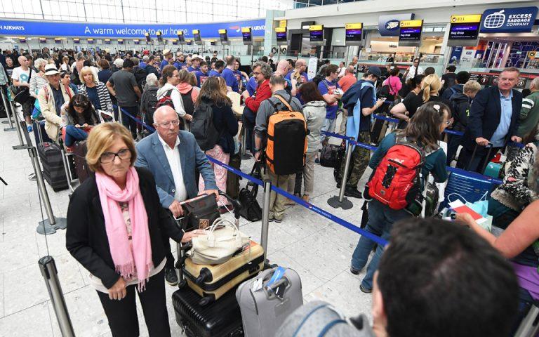 Επανέρχεται η British Airways