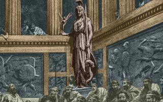 «Η γέννηση της δημοκρατίας» αποκαλύπτει μνημεία και ανθρώπους της αρχαίας Αθήνας.