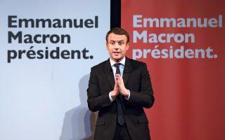 H ανανεωμένη γαλλογερμανική συνεργασία μετά την εκλογή του Εμανουέλ Μακρόν δημιουργεί μια νέα δυναμική στην Ευρωπαϊκή Ενωση.