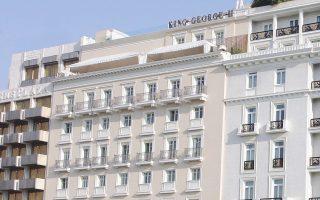 Η Λάμψα Α.Ε. ενοικίασε το ξενοδοχείο King George δυναμικότητας 102 δωματίων στις αρχές του 2013 για 10 χρόνια, με δικαίωμα παράτασης για 5 χρόνια και ακολούθως για άλλα 5 χρόνια ακόμη.