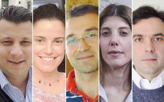 Ο Μανώλης Δερμιτζάκης, η Ελίζα Κονοφάγου, ο Κων. Αρκολάκης, η Δομνίκη Ασημάκη και ο Κυριάκος Παπαδοδήμας είναι οι πέντε επιστήμονες έως 45 ετών που επελέγησαν ανάμεσα σε 97 υποψηφίους, για την επιστημονική τους επίδοση και τη συμβολή τους στη διεθνή εικόνα της Ελλάδας. Η βράβευσή τους, που συνοδεύεται από χρηματικό έπαθλο 10.000 ευρώ, θα γίνει στις 7 Ιουνίου.