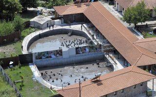 Το πηλοθεραπευτήριο Κρηνίδων στην Καβάλα. Η Ελλάδα διαθέτει 750 καταγεγραμμένες ιαματικές πηγές.