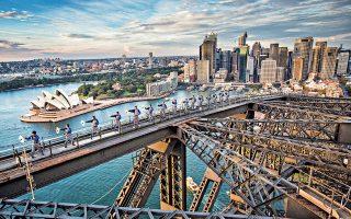 Φωτογραφία: BridgeClimb Sydney/Handout via REUTERS