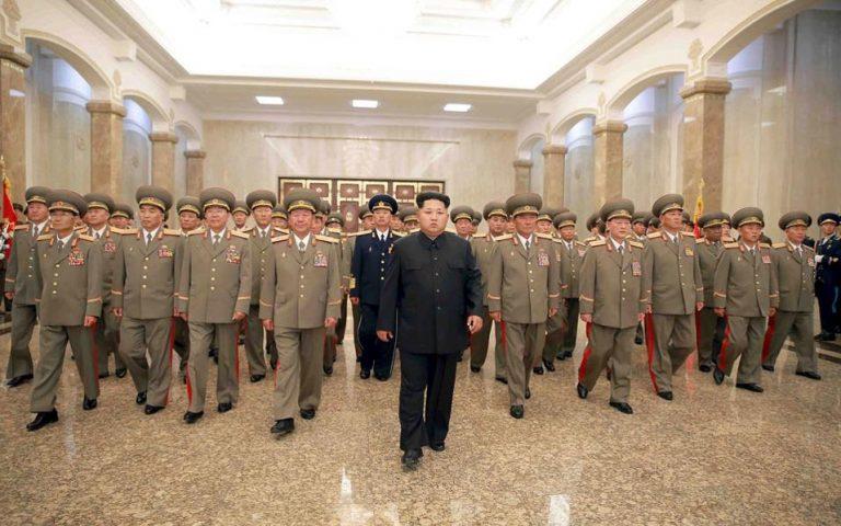 Ειδική μονάδα μελέτης της Β. Κορέας δημιούργησε η CIA