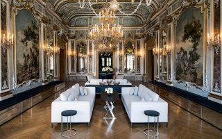 Διακριτική πολυτέλεια στο Aman Venice: η ελληνική Elastic συμμετείχε στην ανακαίνιση του Palazzo Papadopoli.