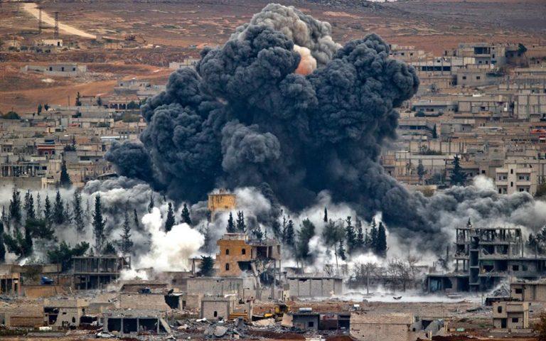 Ρωσία: Σε ισχύ από τα μεσάνυχτα η συμφωνία για τις ζώνες αποκλιμάκωσης στη Συρία