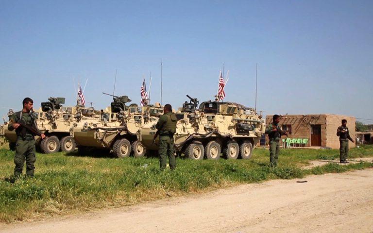 Οι ΗΠΑ χορηγούν βαρύ οπλισμό σε Κούρδους