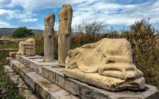 Ο ναός  της Ήρας. (Φωτογραφία: ΠΕΡΙΚΛΗΣ ΜΕΡΑΚΟΣ)