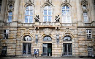 Το περιφερειακό δικαστήριο στο Βερολίνο, στο οποίο προσέφυγε η μητέρα της 15χρονης.