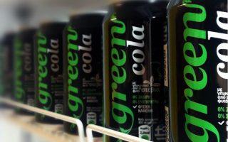 Η Green Cola σε επίπεδο τετραμήνου κατέγραψε ανάπτυξη πωλήσεων 13%, όταν συνολικά η κατηγορία καταγράφει μείωση το ίδιο διάστημα κατά 7%.