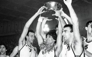 Σαν αύριο, πριν από 30 χρόνια, η Ελλάδα αντιμετώπιζε τη Ρουμανία στην πρεμιέρα του Ευρωμπάσκετ. Δώδεκα μέρες μετά θα πετύχαινε έναν πρωτοφανή άθλο για το ελληνικό μπάσκετ.