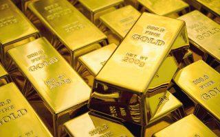 Η τιμή του χρυσού προσέγγισε χθες τα 1.300 δολ. την ουγγιά, παρουσιάζοντας τη μεγαλύτερη άνοδο από τον Νοέμβριο. Το ράλι του χρυσού, με κέρδη 12% από τις αρχές του 2017, αποδίδεται και στην πτώση του δολαρίου.