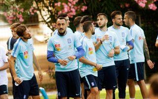 Η Εθνική αντιμετωπίζει αύριο τη Βοσνία, θέλοντας τη νίκη προκειμένου να απομακρυνθεί από την αντίπαλό της στον όμιλο.