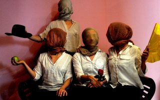 Η παράσταση «Four no reasons» της Νάντιας Παλαιολόγου παρουσιάζεται στο φεστιβάλ του Rabbithole.