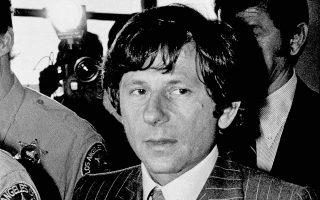 Ο σκηνοθέτης Ρομάν Πολάνσκι το 1977, κατά την εμφάνισή του σε δικαστήριο της Καλιφόρνιας.