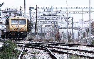 Τα έργα αναβάθμισης στο σιδηροδρομικό δίκτυο της χώρας δεν αναμένεται να ολοκληρωθούν πριν από το 2019.