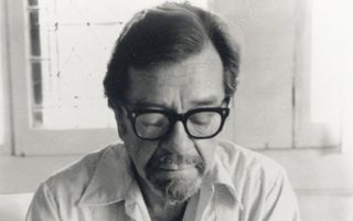 Ο Αμερικανός συγγραφέας και καθηγητής λογοτεχνίας Τζον Γουίλιαμς (1922-1994) έγραψε μονάχα τέσσερα μυθιστορήματα.